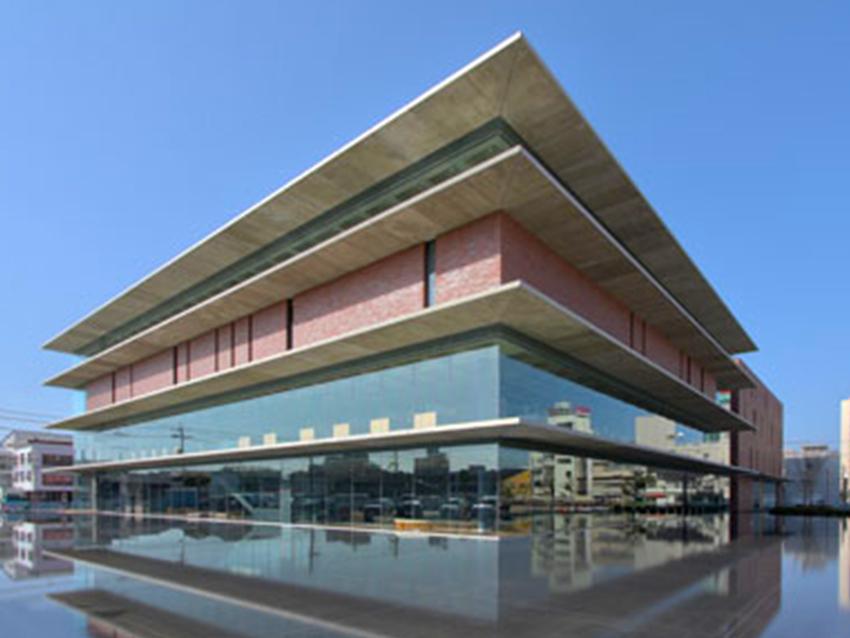 中央図書館建設工事(JV)